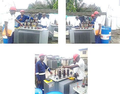 Power Training Program on Transformer Specification, Installation and Maintenance.